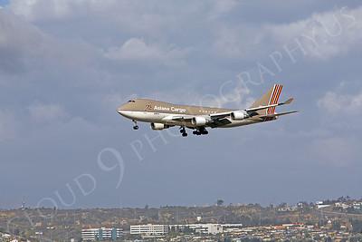 B747-C 00018 Boeing 747 Asiana Cargo HL7604 by Peter J Mancus