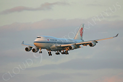 B747-C 00072 Boeing 747 Air China Cargo B-2478 by Peter J Mancus