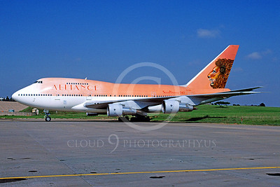 B747SP 00003 Boeing 747SP Alliance Airline Z5-SPA May 1995 via African Aviation Slide Service