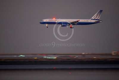 ALPN 00001A Boeing 757 UNITED N515UA  by Peter J Mancus
