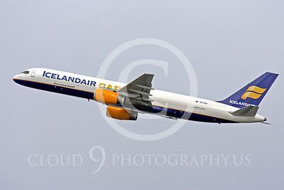 B757-C 00006 Boeing 757 Icelandair Cargo TF-FIG by Peter J Mancus