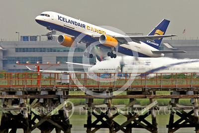 B757-C 00002 Boeing 757 Icelandair Cargo by Peter J Mancus