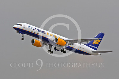 B757-C 00004 Boeing 757 Icelandair Cargo TF-FIG by Peter J Mancus