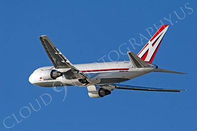 B767-C 00026 Boeing 767 ABX Air N750AX by Tim P Wagenknecht
