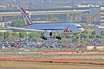 B767-C 00002 Boeing 767 BX Air N744AX by Peter J Mancus
