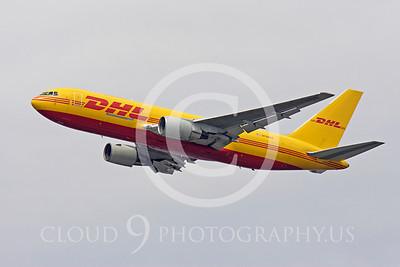 B767-C 00034 Boeing 767 DHL N799AX by Peter J Mancus