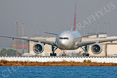 B777 00015 Boeing 777 Asiana HL7500 Kumho Asiana Group by Peter J Mancus