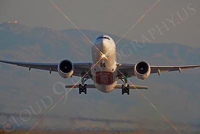 ArtyA 00094 Boeing 777 Emirates by Peter J Mancus
