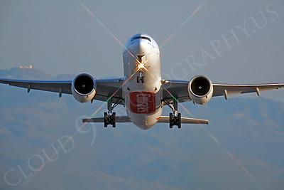 ArtyA 00172 Boeing 777 Emirates by Peter J Mancus