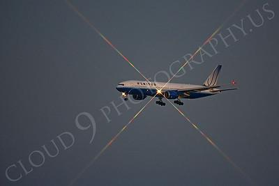 ALPN 00020 Boeing 777 United by Peter J Mancus