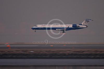 Bombardier Canadair CRJ 700 00002 UNITED N750SK by Peter J Mancus