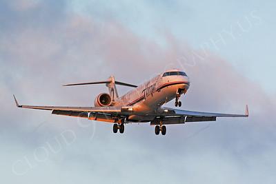 Bombardier Canadair CRJ 700 Horizon Airline by Carl E Porter