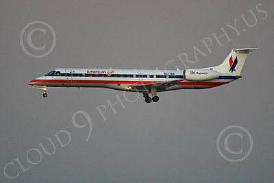 CRJ700 00072 Bombardier Canadian CRJ700 American Eagle N813AE by Peter J Mancus