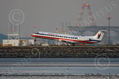 CRJ700 00001 Bombardier Canadian CRJ700 American Eagle N813AE by Peter J Mancus
