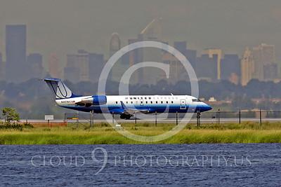 Bombardier Canadair CRJ200 00001 Bombardier Canadair CRJ 200 United Express N401MJ by Peter J Mancus