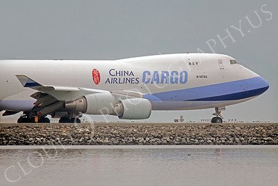 CUNAL-C 00145 Boeing 747 China Airlines Cargo B-18723 by Peter J Mancus