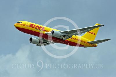 B767-C 00008 Boeing 767 DHL N799AX by Peter J Mancus