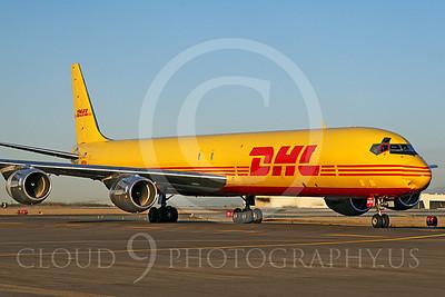 DC-8-C 00005 Douglas DC-8 DHL by Tim Wagenknecht