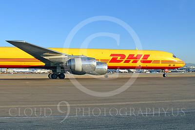 DC-8-C 00003 Douglas DC-8 DHL by Tim Wagenknecht