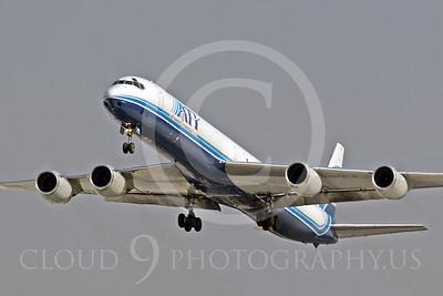 DC-8-C 00002 Douglas DC-8 ATI by Tim Wagenknecht