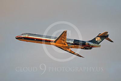 DC-9 00002 Douglas DC-9 Aero Mexico XA-TXH by Tim Wagenknecht