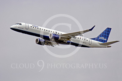 EMBRAER 190 00030 EMBRAER 190 JetBlue by Peter J Mancus