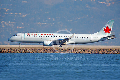 EMBRAER 190 00032 EMBRAER 190 Air Canada C-FGLW by Peter J Mancus