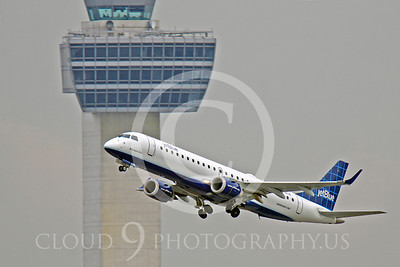 EMBRAER 190 00082 EMBRAER 190 JetBlue by Peter J Mancus