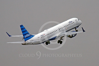 EMBRAER 190 000048 EMBRAER 190 Jet Blue N228JB by Peter J Mancus