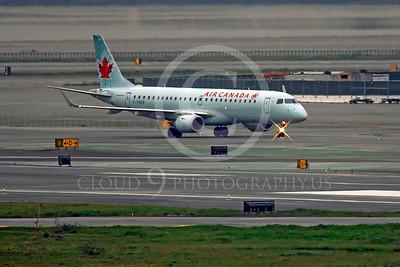 EMBRAER 190 00001 EMBRAER 190 Air Canada C-FMZB by Peter J Mancus