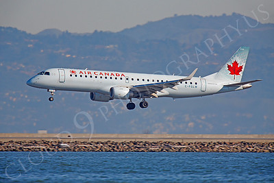 EMBRAER 190 00002 EMBRAER 190 Air Canada C-FGLW by Peter J Mancus
