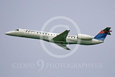 Embraer ERJ145 00066 Embraer ERJ145 Delta Connection N839MJ by Peter J Mancus