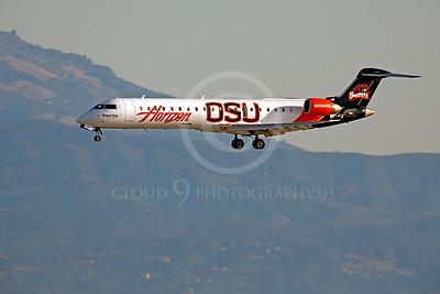 ERJ 145 00014 Embraer ERJ145 Horizon OSU Oregon State University by Peter J Mancus