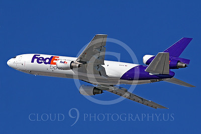 FedEx 00026 Douglas DC-10 FedEx N567FE by Tim Wagenknecht