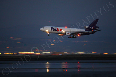 FedEx 00018 Douglas DC-10 FedEx by Peter J Mancus