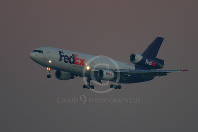 FedEx 00002 Douglas DC-10 N377FE by Peter J Mancus