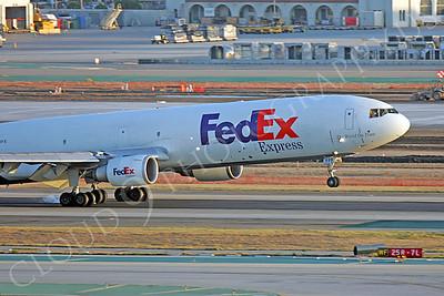 FedEx 00003 McDonnell Douglas DC-10 by Peter J Mancus