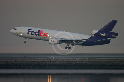 FedEx 00008 Douglas DC-10 FedEx N377FE by Peter J Mancus