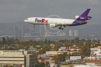 FedEx 00010 McDonnell Douglas DC-10 N375FE by Peter J Mancus