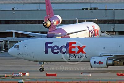 FedEx 00005 McDonnell Douglas DC-10 by Peter J Mancus
