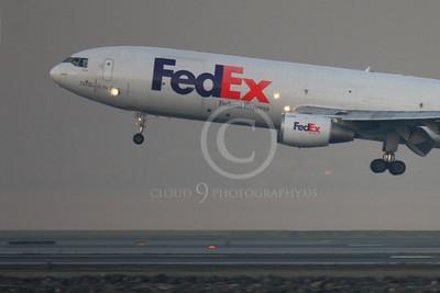 ALCCUN 00001 Douglas DC-10 FedEx by Peter J Mancus