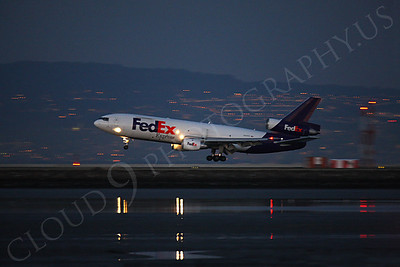 FedEx 00036 Douglas DC-10 FedEx by Peter J Mancus