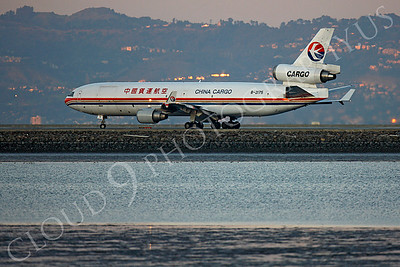 MD-11-C 00109 McDonnell Douglas MD-11 China Cargo B-2175 by Peter J Mancus