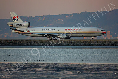 MD-11-C 00079 McDonnell Douglas MD-11 China Cargo B-2175 by Peter J Mancus