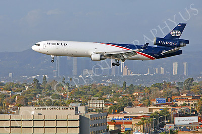 MD-11-C 00002 McDonnell Douglas MD-11 World Cargo N276WA by Peter J Mancus
