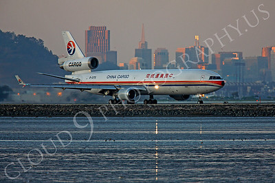 MD-11-C 00037 McDonnell Douglas MD-11 China Cargo B-2175 by Peter J Mancus