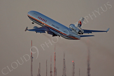 MD-11-C 00176 McDonnell Douglas MD-11 China Cargo B-2175 by Peter J Mancus
