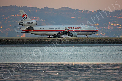 MD-11-C 00093 McDonnell Douglas MD-11 China Cargo B-2175 by Peter J Mancus