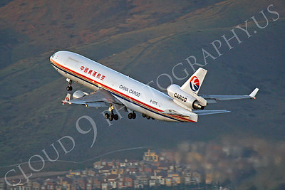 MD-11-C 00030 McDonnell Douglas MD-11 China Cargo B-2175 by Peter J Mancus