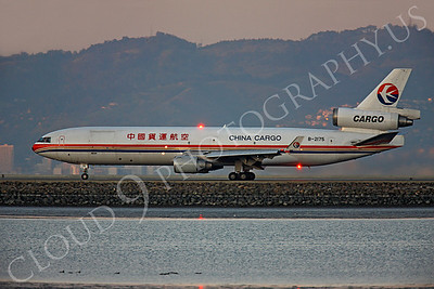 MD-11-C 00121 McDonnell Douglas MD-11 China Cargo B-2175 by Peter J Mancus